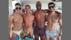 Adam & Steve Pool Party em Puerto Vallarta le sáb,  4 abril 2020 13:00-18:00 (After-Work Gay)