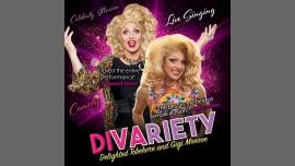 Divariety with Delighted Tobehere and Gigi Monroe à Puerto Vallarta le mar. 12 décembre 2017 de 21h30 à 23h30 (After-Work Gay Friendly)