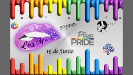 LesMex Pride in Playa del Carmen le Thu, June 15, 2017 from 09:00 pm to 02:00 am (Festival Lesbian)