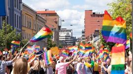 Oslo Pride 2020 in Oslo from 19 til June 28, 2020 (Festival Gay, Lesbian)