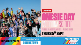 Winter Pride '19 Onesie Day in Wanaka le Thu, September  5, 2019 from 09:00 am to 04:00 pm (Festival Gay, Lesbian)