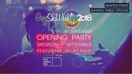 Opening Party à Queenstown le sam.  1 septembre 2018 de 20h30 à 03h00 (Clubbing Gay, Lesbienne)