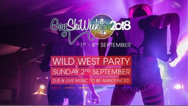 Gay Ski Week QT - Wild West Party à Queenstown le dim.  2 septembre 2018 de 20h00 à 02h00 (Clubbing Gay, Lesbienne)