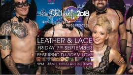 Subway Sauna Leather & Lace Party à Queenstown le ven.  7 septembre 2018 de 21h00 à 04h00 (Clubbing Gay, Lesbienne)