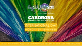 International Day at Cardrona à Wanaka le lun.  3 septembre 2018 de 08h00 à 16h00 (Festival Gay, Lesbienne)