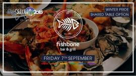 Fishbone Winter Pride Shared Table à Queenstown le ven.  7 septembre 2018 de 19h00 à 22h00 (After-Work Gay, Lesbienne)