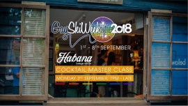 Cocktail Master Class en Queenstown le lun  3 de septiembre de 2018 19:00-23:00 (After-Work Gay, Lesbiana)
