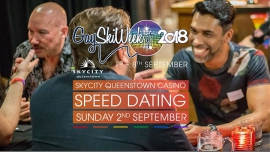 SkyCity Speed Dating en Queenstown le dom  2 de septiembre de 2018 18:30-21:00 (After-Work Gay, Lesbiana)