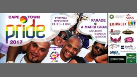 Cape Town Pride 2017 - I AM WHAT I AM in Cape Town from February 24 til March  4, 2017 (Festival Gay, Lesbian, Trans, Bi)