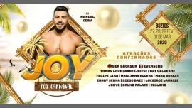 JOY Pós Carnaval | Búzios Festival 2020 in Armação dos Búzios from February 27 til March  1, 2020 (Clubbing Gay)