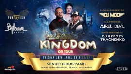 Fly Wish Kingdom on Tour at Gibus Paris in Paris le Tue, April 30, 2019 from 11:59 pm to 06:00 am (Clubbing Gay)