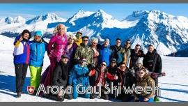 Arosa Gay Ski Week 2020 in Arosa from 18 til January 25, 2020 (Festival Gay)