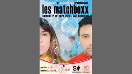 20 ans Juragai | David Courtin et Les Matchboxx, Essex Groove en Delémont le sáb 12 de octubre de 2019 21:00-00:00 (Espectáculo Gay, Lesbiana, Trans, Bi)