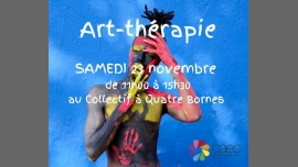 Art-thérapie in Port-Louis le Sa 23. November, 2019 11.00 bis 15.30 (Werkstatt Gay, Lesbierin, Transsexuell, Bi)