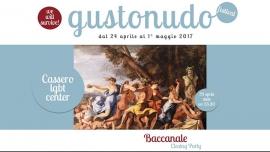 Baccanale - Gusto Nudo closing party em Bolonha le Sáb, 29 Abril 2017 23:30-05:00 (Clubbing Gay, Lesbica, Hetero Friendly, Bear)