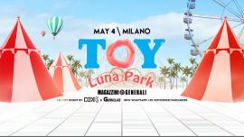 TOY Luna Park Milano a Milano le sab  4 maggio 2019 23:30-05:00 (Clubbing Gay, Orso)