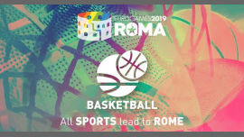 罗马Roma Eurogames 2019 - Basketball Tournament2019年 9月13日,09:00(男同性恋, 女同性恋, 变性, 双性恋 体育运动)