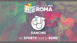 Roma Eurogames 2019 - Dancing Tournament in Rome le Sat, July 13, 2019 from 09:00 am to 04:00 pm (Sport Gay, Lesbian, Trans, Bi)