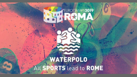 罗马Roma Eurogames 2019 - Waterpolo Tournament2019年 9月13日,09:00(男同性恋, 女同性恋, 变性, 双性恋 体育运动)