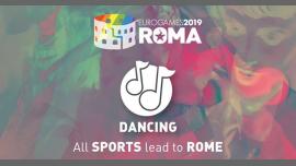 Roma Eurogames 2019 - Dancing Tournament à Rome le ven. 12 juillet 2019 de 09h00 à 21h00 (Sport Gay, Lesbienne, Trans, Bi)