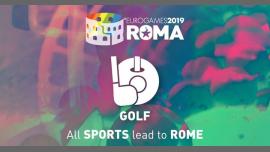 Roma Eurogames 2019 - Golf Tournament à Rome le sam. 13 juillet 2019 de 09h00 à 16h00 (Sport Gay, Lesbienne, Trans, Bi)