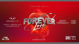 Forever Love: WorldPride NYC in New York le Fri, June 28, 2019 from 10:00 pm to 06:00 am (Clubbing Gay, Lesbian)