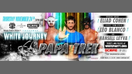 PAPA: White Journey with Leo Blanco & Hansell Leyva in Miami Beach le Thu, November 24, 2016 from 10:00 pm to 05:00 am (Clubbing Gay)