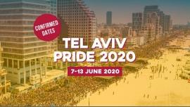 Tel Aviv Pride Parade 2020 à Tel Aviv le ven. 12 juin 2020 de 10h00 à 19h00 (Festival Gay, Lesbienne)