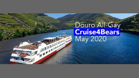 All-Gay Douro Cruise4Bears & Post cruise Lisbon Bear Pride à Barcelone du 21 au 31 mai 2020 (Croisière Gay, Bear)