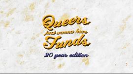 Queers just wanna have funds - 20 years edition en Lisboa le vie 24 de mayo de 2019 23:00-06:00 (Clubbing Gay, Lesbiana)