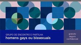 Grupo de Encontro e Partilha de Homens Gays ou Bissexuais à Lisbonne le dim. 19 mai 2019 de 14h00 à 16h00 (Rencontres / Débats Gay, Lesbienne, Trans, Bi)