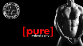PURE (dresscode: naked) in Koln le Thu, February 21, 2019 from 07:00 pm to 11:59 pm (Sex Gay)