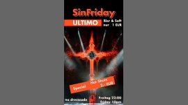 SinFriday: U L T I M O in Koln le Fri, May 26, 2017 from 10:00 pm to 04:00 am (Sex Gay)