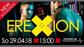 EreXion in Koln from April 29, 2018 til March 31, 2019 (Sex Gay)