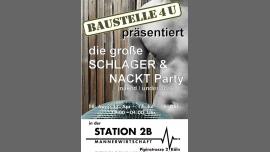 Schlager & Nackt Party (naked / underwear) à Cologne le lun. 17 avril 2017 de 15h00 à 21h00 (Sexe Gay)