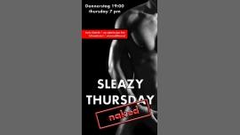 Sleazy Thursday: naked à Cologne le jeu. 13 juillet 2017 de 19h00 à 00h00 (Sexe Gay)