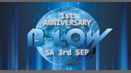 B-Low - 1st Anniversary in Koln le Sat, September  3, 2016 at 07:00 pm (Sex Gay)