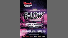 B - LOW in Köln le So 31. Dezember, 2017 05.00 bis 11.00 (Sexe Gay)