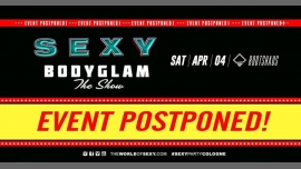 POSTPONED! SEXY Bodyglam - Main Party Spring Festival Cologne em Colónia le sáb,  3 abril 2021 23:00-07:00 (Clubbing Gay)