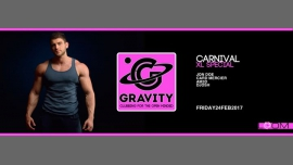 Gravity XL - Cologne Carnival Special 2017 in Koln le Fri, February 24, 2017 from 11:00 pm to 12:00 pm (Clubbing Gay)