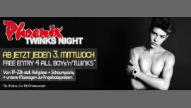 Twinks Night in Düsseldorf le Wed, December 21, 2016 at 06:00 pm (Sex Gay)