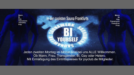 BI Yourself à Francfort-sur-le-Main le lun.  8 avril 2019 de 12h00 à 03h00 (Sexe Gay)
