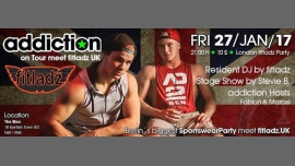 ScallyGuys - addiction meet fitladz UK in London le Fri, January 27, 2017 from 09:00 pm to 03:00 am (Clubbing Gay)