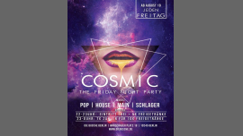 C O S M I C - The Friday Night Party in Berlin le Fri, November 22, 2019 from 10:00 pm to 07:00 am (Clubbing Gay, Lesbian)