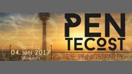 PENTECoST//Die Pfingstparty_SONDERÖFFNUNGSTAG em Berlim le Dom,  4 Junho 2017 22:00-06:00 (Clubbing Gay, Lesbica)
