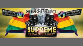 Supreme Friday Night Party in Berlin le Fr 23. Juni, 2017 22.00 bis 07.00 (Clubbing Gay, Lesbierin)