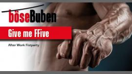 Give me FFive! à Berlin le jeu. 23 mai 2019 de 17h00 à 23h30 (Sexe Gay)
