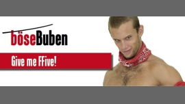 Give me FFive in Berlin le Thu, February 23, 2017 from 07:00 pm to 02:00 am (Sex Gay)