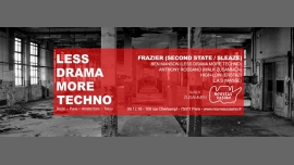 Less Drama More Techno at Nouveau Casino Paris à Paris le sam.  8 décembre 2018 de 23h59 à 06h00 (Clubbing Gay)