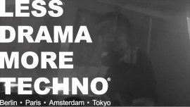 Less Drama More Techno featuring Alex ▲ Mine à Paris le sam. 16 mars 2019 de 23h55 à 06h00 (Clubbing Gay)